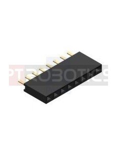 PCB Socket 8Pin Single Row