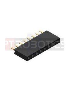 PCB Socket 8Pin Single Row