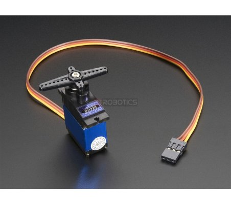 Micro Servo - High Powered, High Torque Metal Gear MG92B | Servomotor |