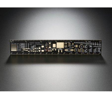 PCB Ruler - 15cm | Acessórios |