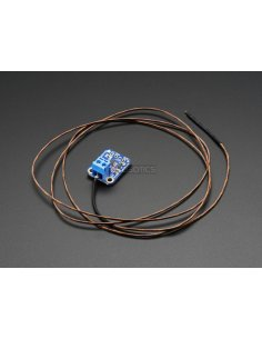 Analog Output K-Type Thermocouple Amplifier - AD8495 Breakout