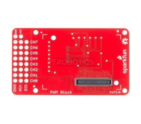 SparkFun Block for Intel® Edison - PWM