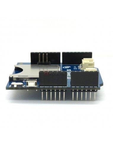 Shield para cartão SD V3.0   Comunicação Arduino   Itead