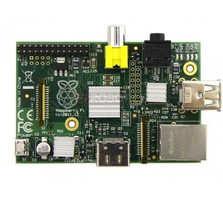Aluminum Heatsink Kit for Raspberry Pi with adesive | Varios - Raspberry Pi | Seeed