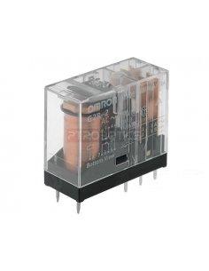 Relay Omron G2R-2 5DC DPDT 250V 5A Coil 5V
