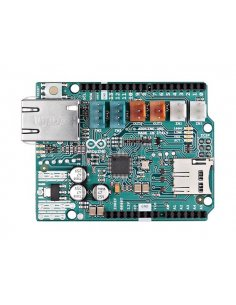 Arduino Ethernet Shield 2 with POE