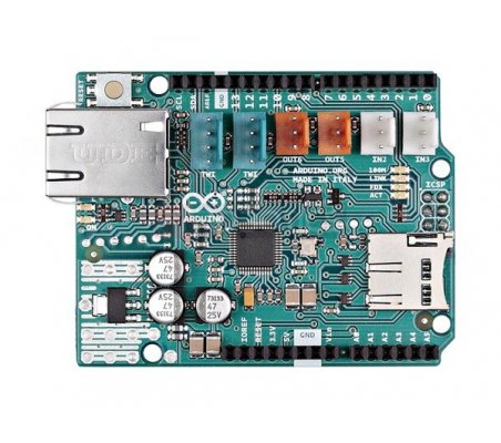 Arduino Ethernet Shield 2 without POE Arduino