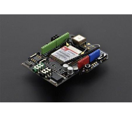 GPS/GPRS/GSM Shield V3.0   Arduino GPS   DFRobot