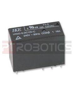 Relay SPDT 230V 16A Coil 12V