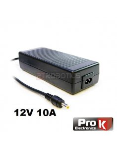 Power Supply - 12V 10A