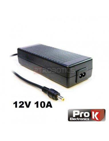 Power Supply - 12V 10A | Fonte de Alimentação |