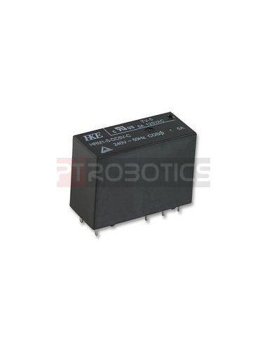 Relay DPDT 230V 5A Coil 5V | Relés |