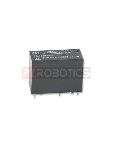 Relay DPDT 230V 5A Coil 12V | Relés |