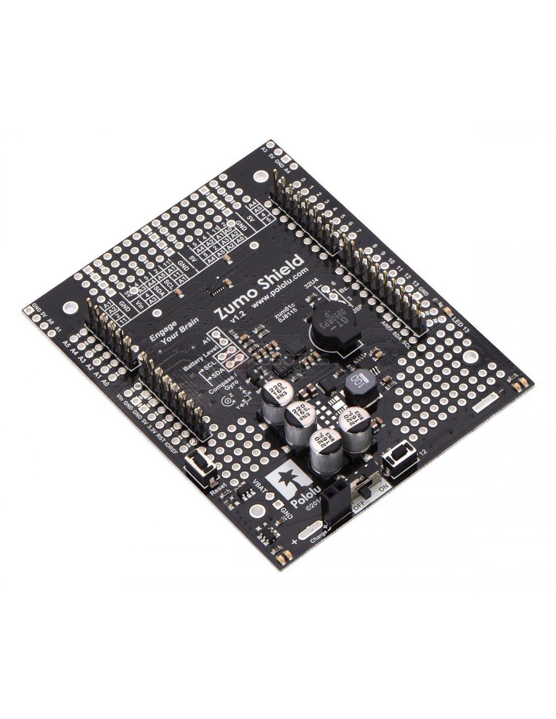 Zumo shield for arduino v
