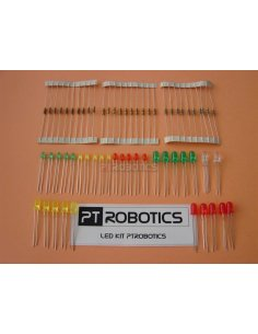 Kit Leds PTRobotics