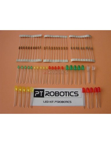 Kit Leds PTRobotics | Kits Led |