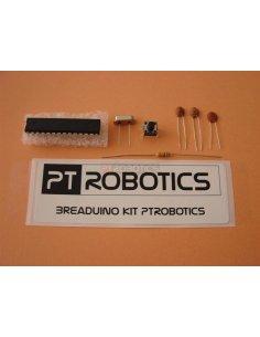 Kit Breaduino ATMEGA328 Bootloader Duemillanove