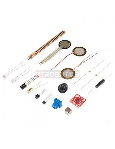 SparkFun Essential Sensor Kit | Sensores Variados | Sparkfun