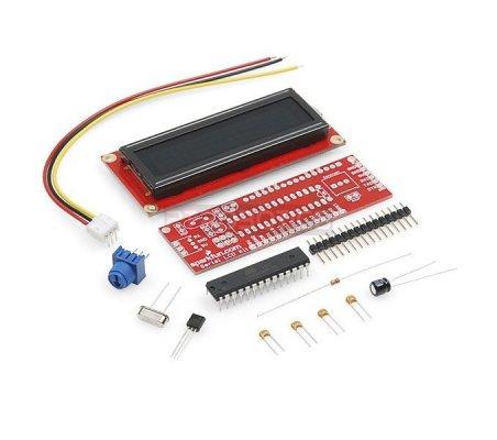 SparkFun Serial Enabled LCD Kit Sparkfun