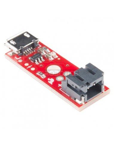 SparkFun LiPo Charger Basic - Micro-USB | Carregador de Baterias | Sparkfun
