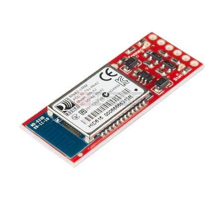 SparkFun Bluetooth Modem - BlueSMiRF Silver Sparkfun
