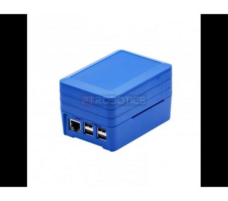 ModMyPi Modular RPi 2 Case - 10mm Spacer Blue ModmyPi