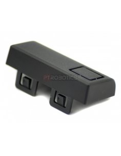 ModMyPi Modular RPi 2 Case - USB & HDMI Cover Black