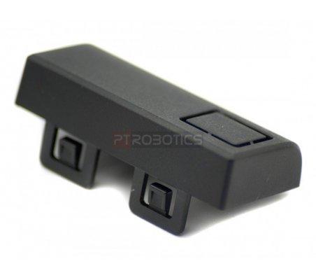 ModMyPi Modular RPi 2 Case - USB & HDMI Cover Black   Caixas Raspberry pi   ModmyPi