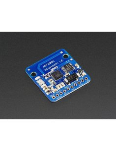 Bluefruit LE - Bluetooth Low Energy (BLE 4.0) - nRF8001 Breakout - v1.0 Adafruit