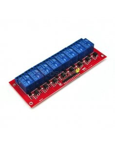 8 Channel 5V Relay Shield Module TiniSyne