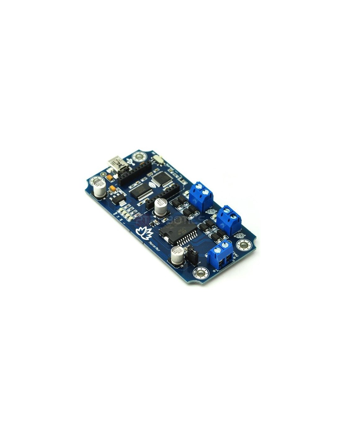 Motorair Usb Wireless Dual Motor Driver Board