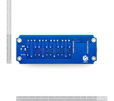 TOSR04 - 4 Channel USB/Wireless 5V Relay Module