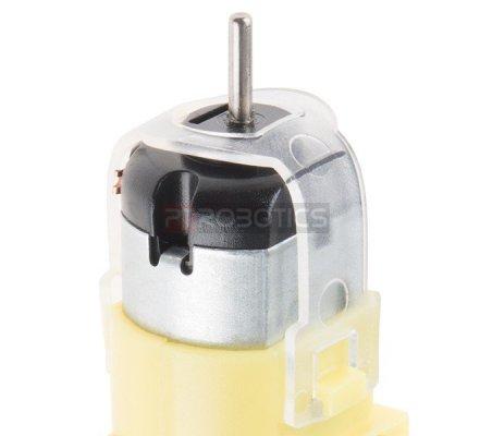 Hobby Gearmotor - 140 RPM (Pair) Sparkfun