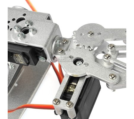 SainSmart DIY 3-Axis Servos Control Palletizing Robot Arm Model