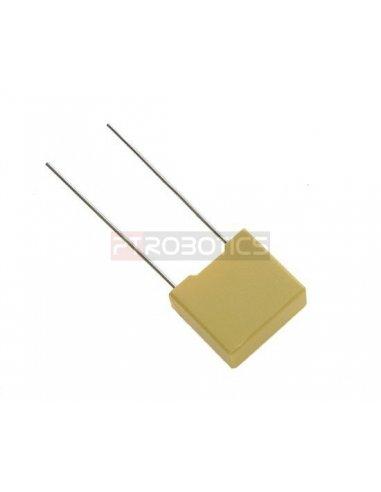 Condensador Poliester 33nF 100V   Condensadores Poliester  