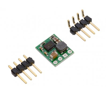 Regulador de Tensão Step-Down 5V 500mA - D24V5F5 Pololu