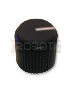 Knob Black With Screw