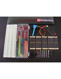 Kit Workshop PTRobotics without Arduino Uno