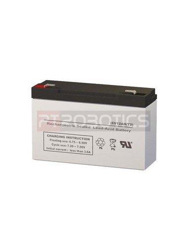 Bateria Chumbo 6V 12Ah   Baterias de Chumbo  