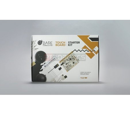 Touch Board Starter Kit Bare Conductive