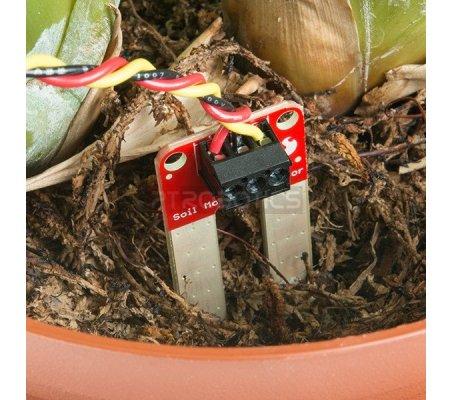 SparkFun Soil Moisture Sensor   Sensores Variados   Sparkfun