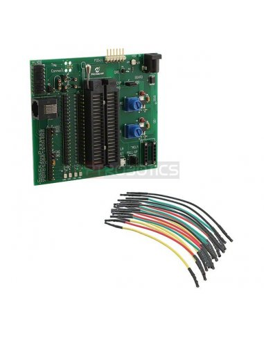 PicKit Universal Programming Module AC162049-2 for PICKIT 3 and ICD 3 | PIC | Microchip