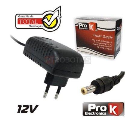Switching Power Supply 12V 1A | Fonte de Alimentação |