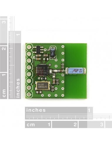 Transceiver nRF24L01 Module with Chip Antenna | Nordic NRF24 |