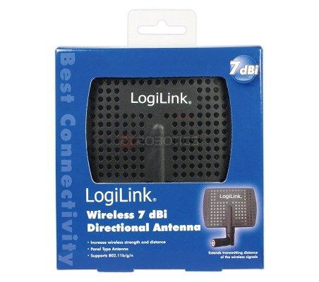 LogiLink Wireless LAN Antenna directional 7 dBi