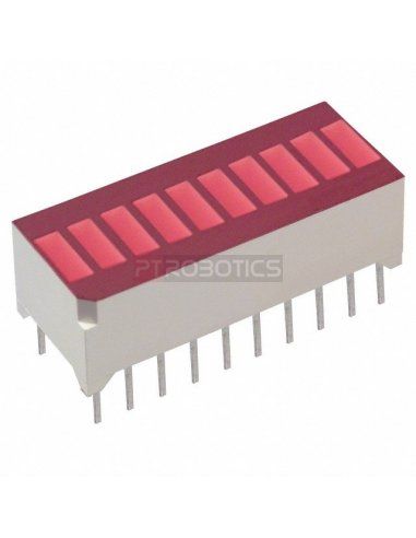 Bargraph Array LTA-1000HR Red   Led Bar Graph  