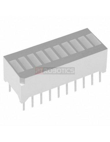 Bargraph Array LTA-1000G Verde | Led Bar Graph |