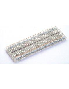 Breadboard 830 Pontos Transparente