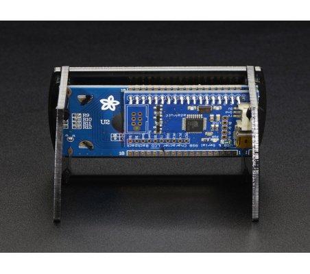 Acrylic Stand for 16x2 Character   LCD Alfanumerico   Adafruit