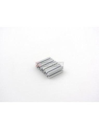 OpenBeam 45mm Clear Anodised